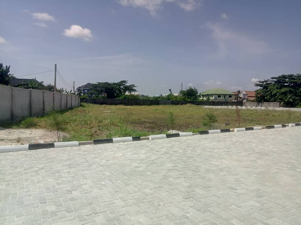 buy and build land in lagos