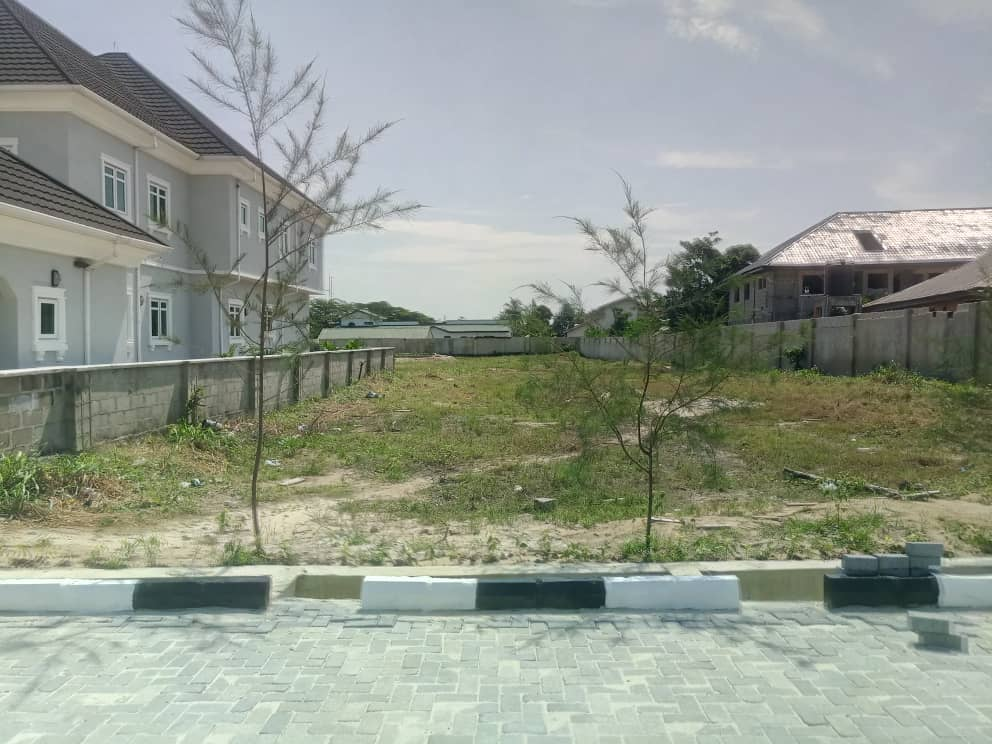 buy and build land in Ajah