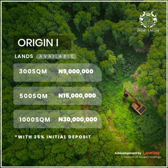 isimi lagos - land for sale in epe